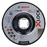 Bosch Professional 2608619257 Disque à Tronçonner à Moyeu Déporté Expert for Metal (pour les Métaux, X-LOCK,...