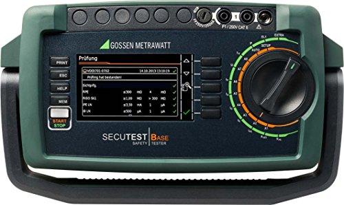 Preisvergleich Produktbild Gossen Metrawatt SECUTEST Base M7050-V001 Prüfgerät Prüfgerät nach DIN VDE 0701 4012932124200