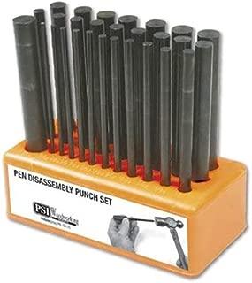 PSI Woodworking PKDISET Pen Kit Disassembly Punch Set