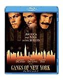 ギャング・オブ・ニューヨーク[Blu-ray/ブルーレイ]