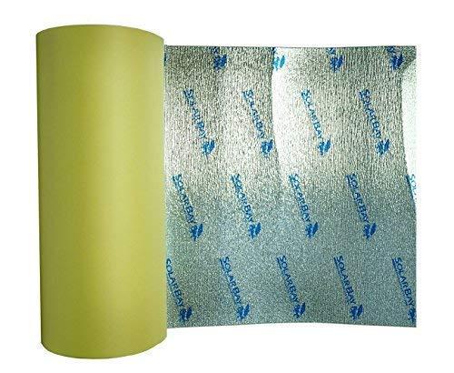 15m x 100cm Wide Solar Bay Self Adhesive Thermal...