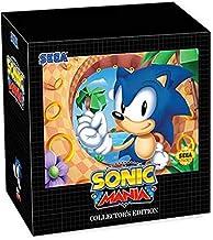 Sonic Mania Collectors Edition By Sega - Nintendo Switch