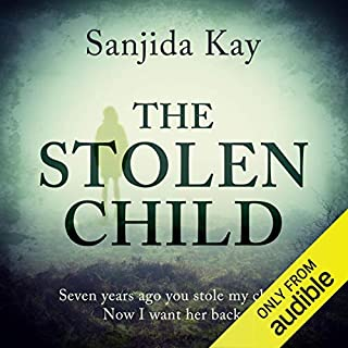 The Stolen Child cover art