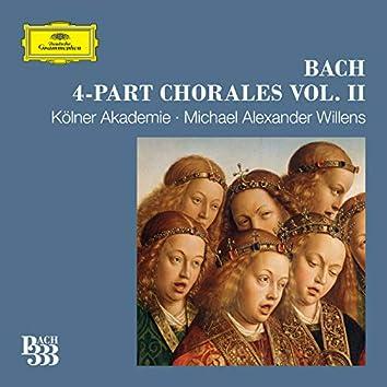 Bach 333: 4-Part Chorales (Vol. 2)