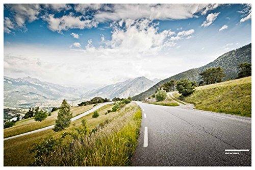 CURVES Frankreich: Band 1: Martigny – Nizza. Route des Grandes Alpes - 5