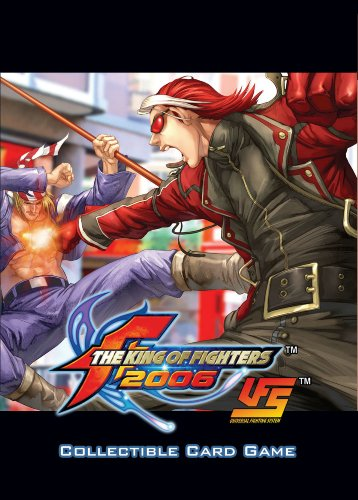 Universal Fighting System [UFS]: SNK King of Fighters 2006 Booster Box