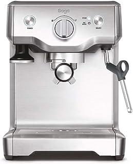 Sage Appliances SES810 the Duo Temp Pro, Cafetera espresso, Cappuccinatore, 15 Bar, Acero Inoxidable cepillado sin manchas