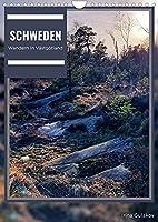 Schweden - Wandern in Vaestergoetland (Wandkalender 2022 DIN A4 hoch): Eindruecke von Tageswanderungen in Vaestgoetland, Schweden (Geburtstagskalender, 14 Seiten )
