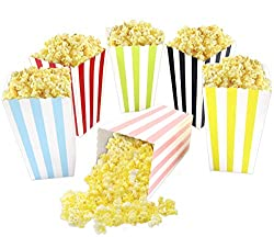 Popcorn recipe for super yummy popcorn mix. Served in an awesome holder. #popcornmix #popcornrecipe