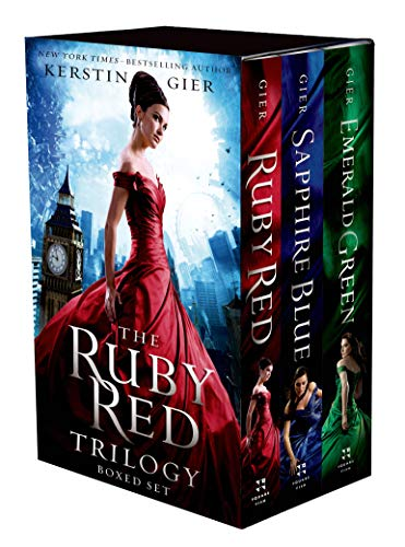 The Ruby Red Trilogy Set: Includes Ruby Red / Sapphire Blue / Emerald Green: 1-3