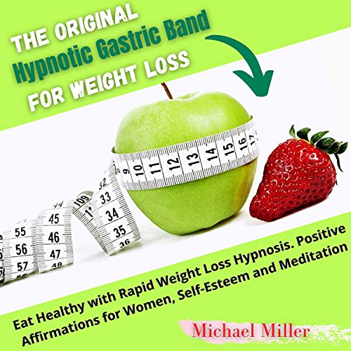 Download The Original Hypnotic Gastric Band for Weight Loss: Eat Healthy with Rapid Weight Loss Hypnosis. Pos audio book