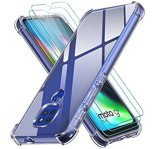 Motorola E7 Plus Funda Silicona Marca ivoler