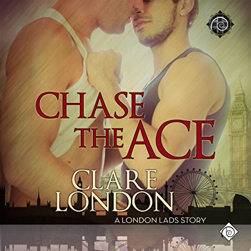 Chase the Ace audiobook cover art