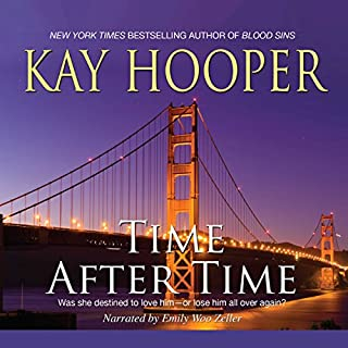 Time After Time audiobook cover art