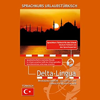 Sprachkurs Urlaubstürkisch (Delta Lingua) Titelbild