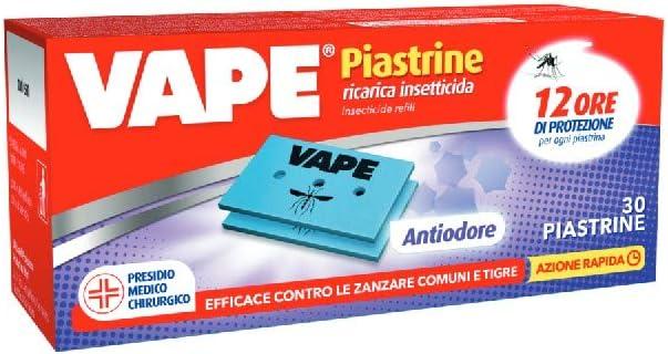 446 opinioni per Vape Piastrine Antiodore Protezione