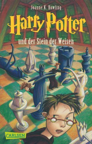 Harry Potter Und der Stein der Weisen (German Edition) by J K Rowling (2005-07-01)