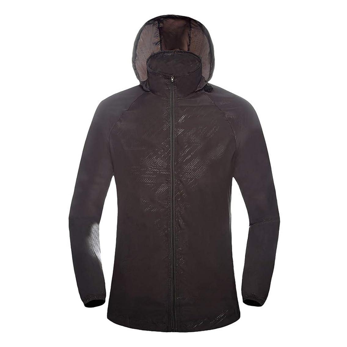 Women Mens Windproof Cycling Jackets with Hoodie Bike Reflective Rain Jacket Long Sleeve Bicycle Wind Coat