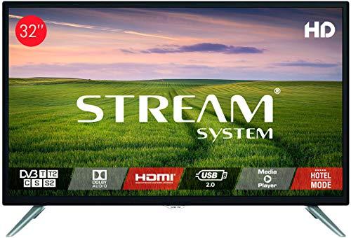 Stream System BM32C1 - TV 32' HD Ready, HDMI, USB, VGA