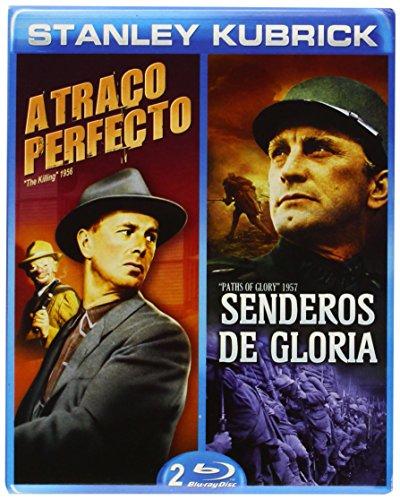 Pack Atraco Perfecto + Senderos de Gloria [Blu-ray]