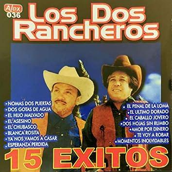 15 Exitos los dos Rancheros