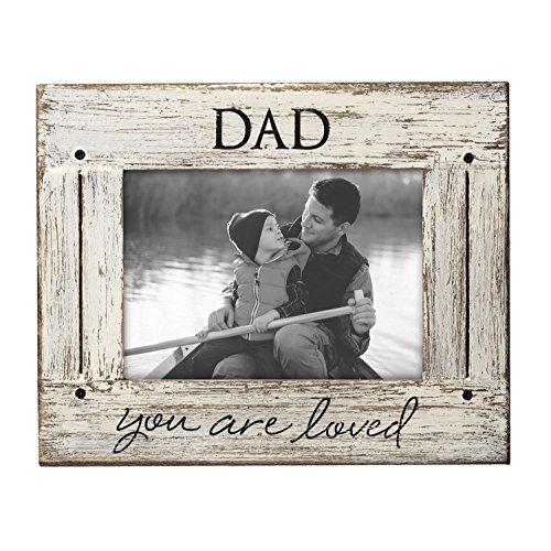 Foreside Home & Garden FFRD06204 5X7 Dad Love Frame