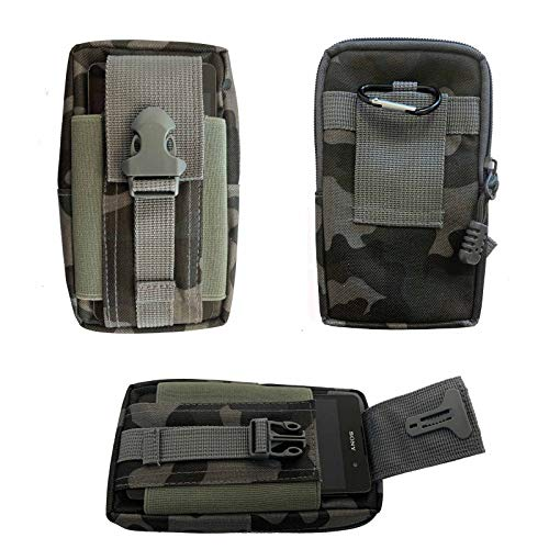 Supercase24 Outdoor Gürteltasche für Nokia 800 Tough Bauchtasche Handy Hülle Tasche Schutzhülle Hülle