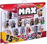 HTI MAX Build More - Paquete de 15 Figuras