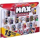 HTI MAX Build More - Paquete de 15 Figuras