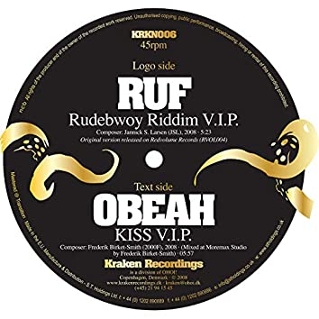 Rudebwoy Riddim Vip