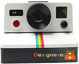 Ocamo - Caja de papel higiénico con diseño de cámara de fotos