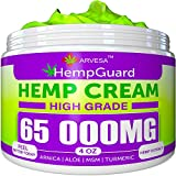 ✅NATURAL PAIN RELIEF - Hemp cream extract has been found to soothe pain from swollen and tender joints. Relieves Neck, Hip, Shoulder, Muscle, Joint, Elbow, Back, Nerve Pain Relief ✅SUPER DEAL - Our hemp cream contains a special long-lasting ingredien...