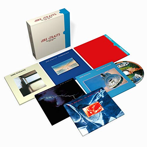 The Studio Albums 1978 1991 Dire Straits