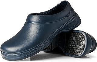 Chef Shoes Men Women Comfortable Non Slip Unisex Kitchen Safety Work Clogs Slipon Gardening Sandals