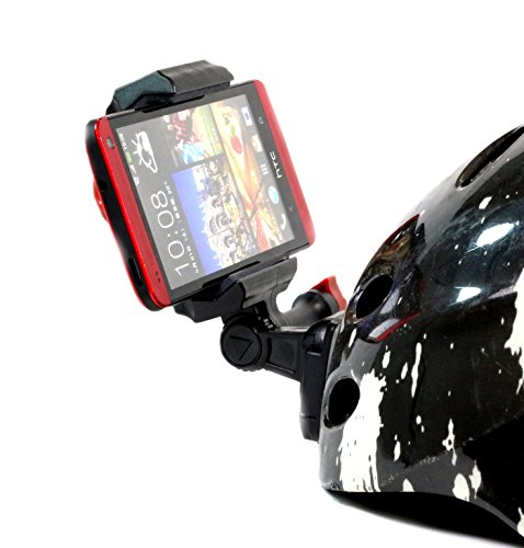 Best Helmet Mount for Iphones