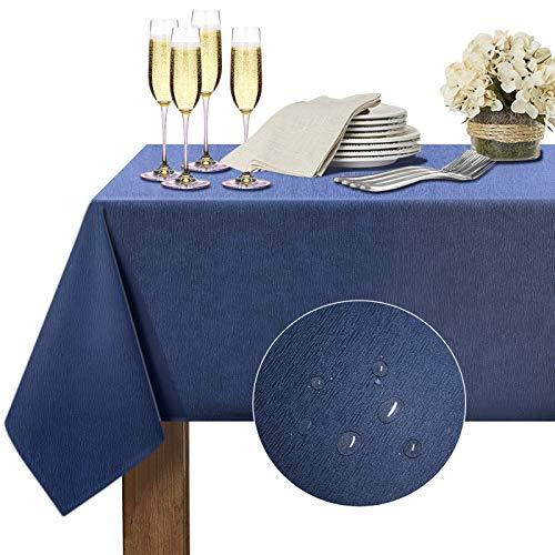 mantel azul de la marca STURME