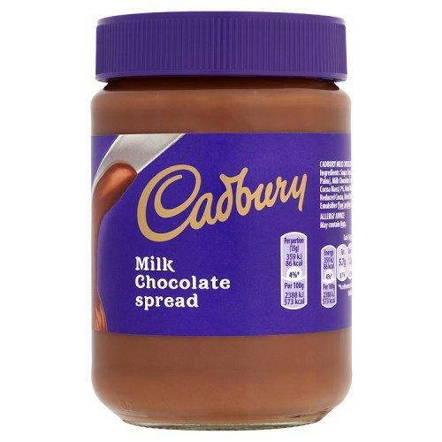 Cadbury Milk Chocolate Spread 400g - Milchschokoladenaufstrich