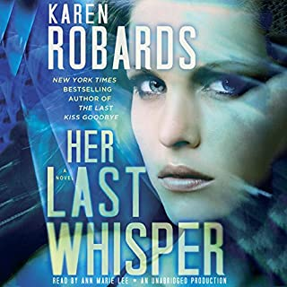 Her Last Whisper audiobook cover art