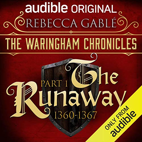 The Waringham Chronicles Part 1 audiobook cover art
