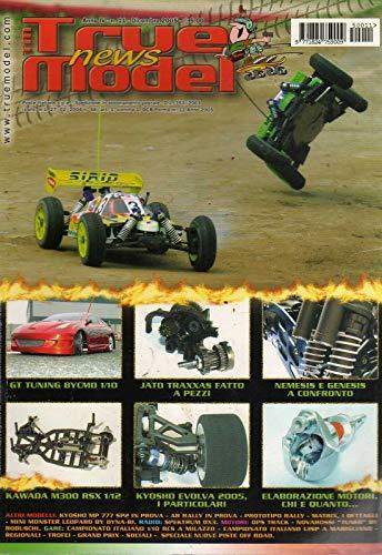 TM News True Model 11 dicembre 2004 Jamara Macho MT-Hirobo Lama XRB-Traxxas Revo