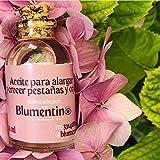 Aceite Blumentino para Alargar y Crecer Pestañas y Cejas (25ml)
