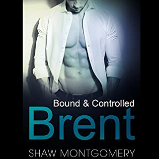 Brent: A M/m BDSM Romance audiobook cover art