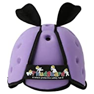 Thudguard Infant/Toddler Protective Safety Hat (Lilac)