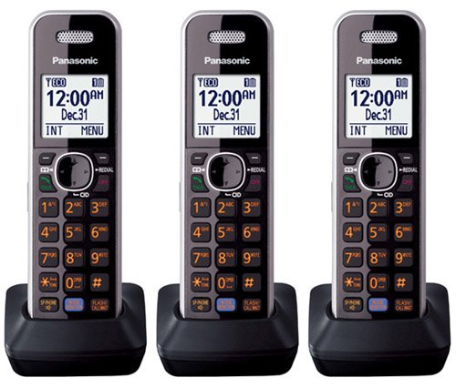 Panasonic KX-TGA680S Extra Handset and Charger (3 pack)