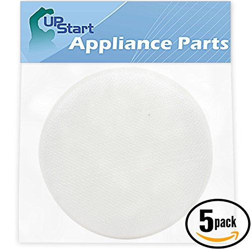 5-Pack Replacement Linx Foam Filter 410044001 for Hoover - Compatible with Hoover Linx, Hoover Corded Cyclonic Stick Vacuum SH20030, Hoover BH50010, Hoover SH20030, Hoover LiNX Cordless Stick Vacuum BH50010, Hoover BH50030, Hoover CH20110, Hoover BH50010W, Hoover LiNX Cordless Hand Vacuum BH50015, Hoover BH50015, Hoover BH50010CA