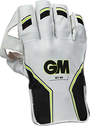 Gunn & Moore GM Cricket ST30 Womens Leather Caned Cuff Wicket Keeping Gloves New