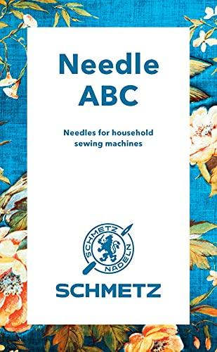 SCHMETZ ABC Guía de agujas – Guía de bolsillo para máquina de coser doméstica