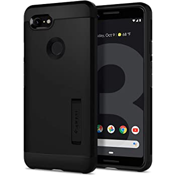 Spigen Tough Armor Designed for Google Pixel 3 Case (2018) - Black