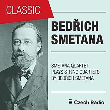 Bedřich Smetana: String Quartets Played by Smetana Quartet