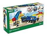BRIO 33812 Circuito de tren de policía, Red Ferroviaria BRIO World, Edad Recomendada 3+